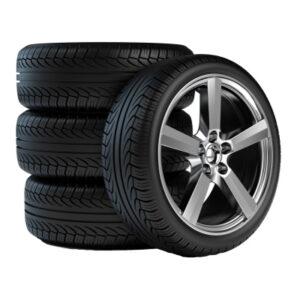 Alloy Wheels & Tyers